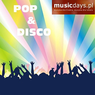 MusicDays - Pop & Disco (CD)