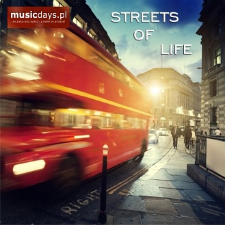 1-PACK: Streets Of Life (CD)