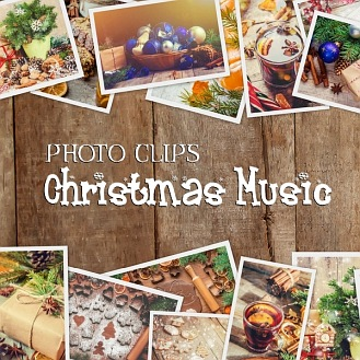 Photo Clips - Christmas Music (DVD/PENDRIVE)