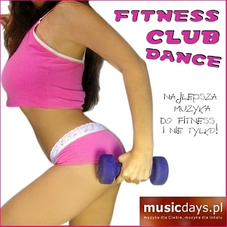 MusicDays - Fitness Club Dance (CD)