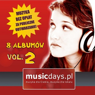 8 albumów MP3 vol. 2