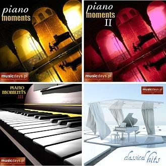 4 albumy AUDIO/MP3 vol. 4 (CD)