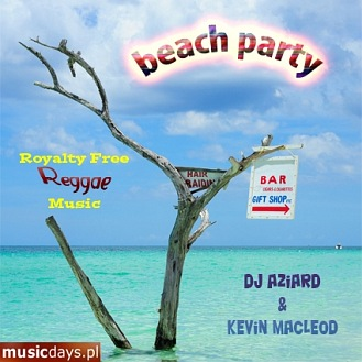 1-PACK: Beach Party (CD)