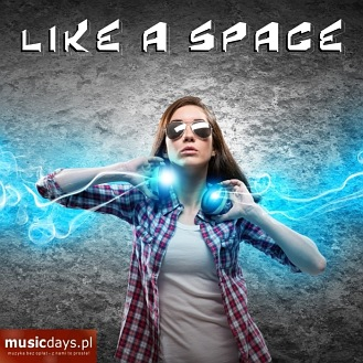 MusicDays - Like A Space (CD)