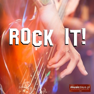 MusicDays - Rock It (CD)