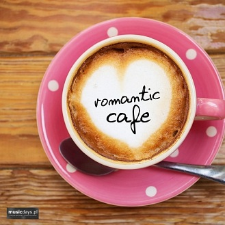 MusicDays - Romantic Cafe (CD)