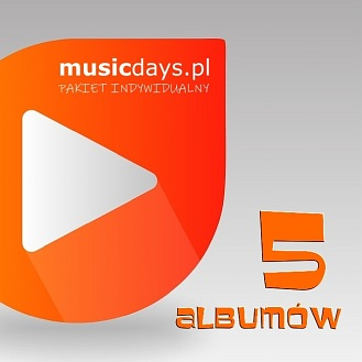 5 albumów (CD/USB)