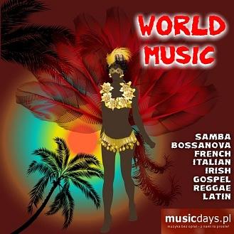 MULTIMEDIA - World Music (75% TANIEJ)