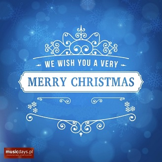CC - MusicDays - Merry Christmas (CD)