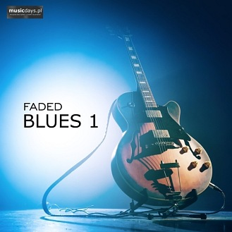 1-PACK: Faded Blues 1 (CD)