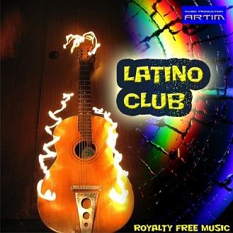 1-PACK: Latino Club (CD) - CC