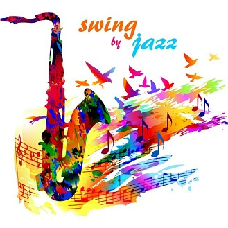 1-PACK: Swing By Jazz (CD)