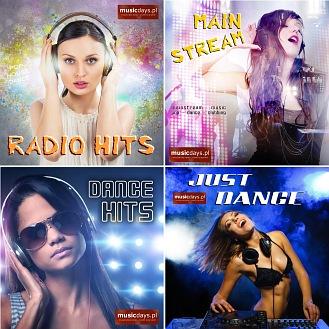 4 albumy POP DANCE - 15% taniej!