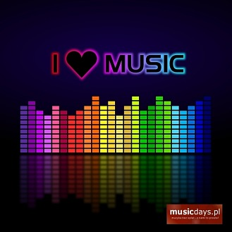 CC - KUP I POBIERZ - I Love Music (MP3)