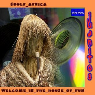 1-PACK: Soul Africa (CD) - CC