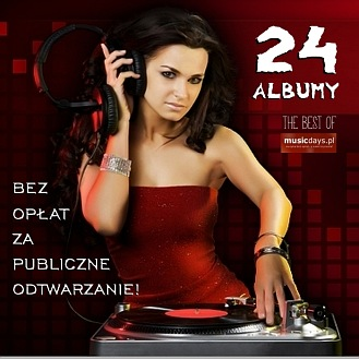24 albumy bez opłat - THE BEST OF MUSICDAYS
