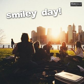 1-PACK: Smiley Day (CD)