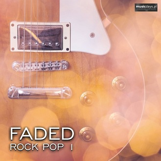 MusicDays - Faded Rock Pop 1 (CD)