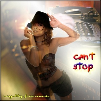 CC - MusicDays - Can't Stop (CD)