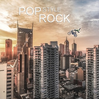MusicDays - Pop Rock Style (CD)