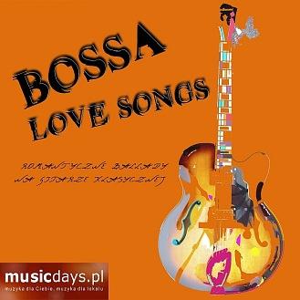 1-PACK: Bossa Love Songs (CD)