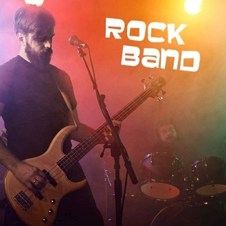 1-PACK: Rock Band (CD)