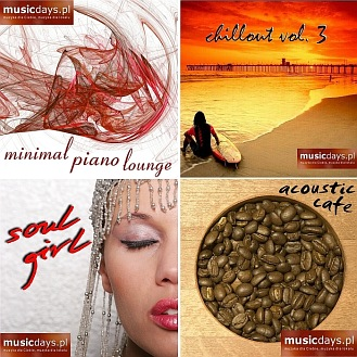 4 albumy AUDIO/MP3 vol. 2 (CD)