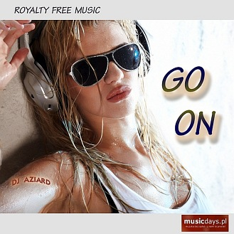 MusicDays - Go On (CD)