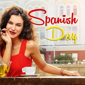 1-PACK: Spanish Day (CD)