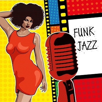 1-PACK: Funk Jazz (CD)