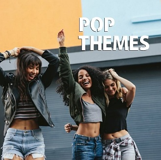 1-PACK: Pop Themes (CD)