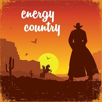 1-PACK: Energy Country (CD)
