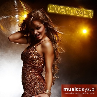 MusicDays - Energizer (CD)