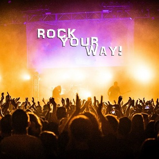 1-PACK: Rock Your Way (CD)