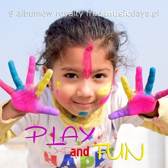 9-PACK: PLAY AND FUN (MP3 do pobrania)
