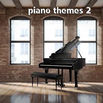 1 album - Piano Themes 2 (MP3 do pobrania)