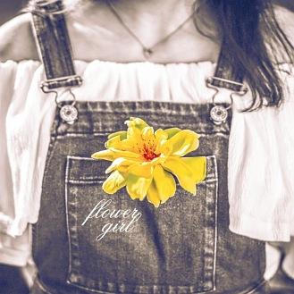 1-PACK: Flower Girl (CD) - CC