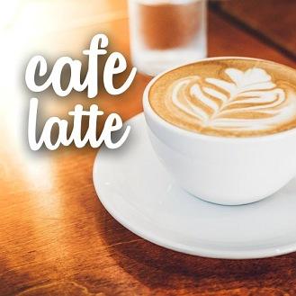 1-PACK: Cafe Latte (CD)