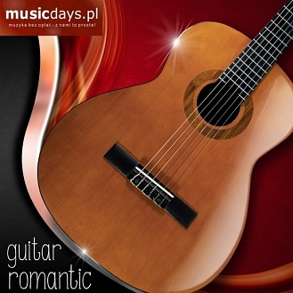 MusicDays - Romantic Guitar (CD)