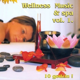 10 godzin MP3 - Wellness Music & Spa 1 (CD)