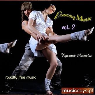 1-PACK: Dancing Music vol. 2 (CD)
