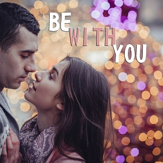 1 album - Be With You (CD)