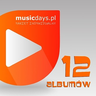 12 albumów (CD/USB)