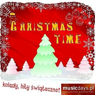1-PACK: Christmas Time! (CD)