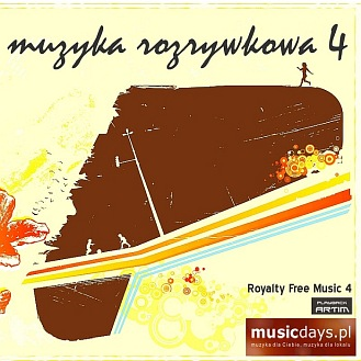 1-PACK: Muzyka Rozrywkowa vol. 4 (CD)