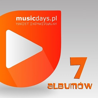 7 albumów (MP3 do pobrania)