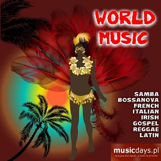 MusicDays - World Music (CD)