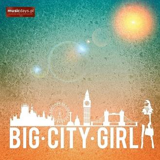 1-PACK: Big City Girl (CD) - CC